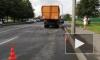 Видео: в тройном ДТП на улице Танкистов пострадал шестилетний мальчик