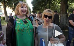 Жители Выборга поздравили свой город с 726-летием