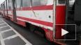 На проспекте Солидарности столкнулись КамАЗ и трамвай, ...