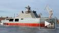 В Дании напуганы новым боевым ледоколом ВМФ России