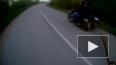 Экстремальное видео из Рязани: роллер зацепился за ...