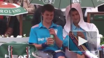 Видео, которое показывает, что Джокович крутой парень
