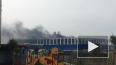 В Нижнем Новгороде вспыхнул пожар на стадионе, который ...