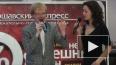 Stand up comedy. Марина Кравец и Сева Москвин веселили ...