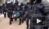 Задержанных на Сенатской площади митингующих отпустили