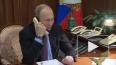 Президенты РФ и Украины провели телефонный разговор