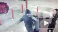 Видео: пьяный неадекват зверски избил мать с ребенком ...