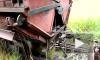 В Свердловской области с рельсов сошли 6 вагонов и тепловоз