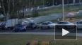 Жуткое видео из Воронежа: легковушка задавила ребенка