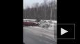 В Приморском районе произошла массовая авария: одна ...