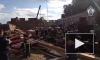 В Новосибирске из-за обрушившегося здания погибли 3 человека
