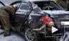 В сети опубликовали видео массового ДТП в Башкирии с видеорегистратора пострадавшей машины