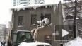 Снежная зачистка - субботник в Красногвардейском районе
