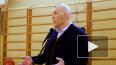 Николай Валуев провел для детей мастер-класс по боксу