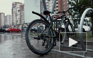 """""""Администрация спустила все на тормозах"""": велообщество недовольно новыми парковками в Приморском районе"""