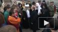 Видео: Путин прихрамывал, возлагая цветы Минину и ...